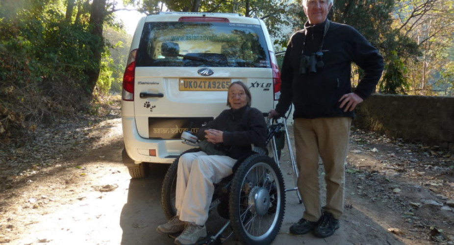 North India Birds and Wildlife for Disabled and Elderly (15 Days; #155)