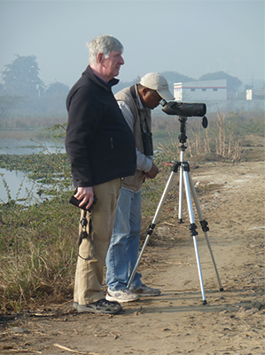 North India Birding Photo Tour February (12 Days; # 144)