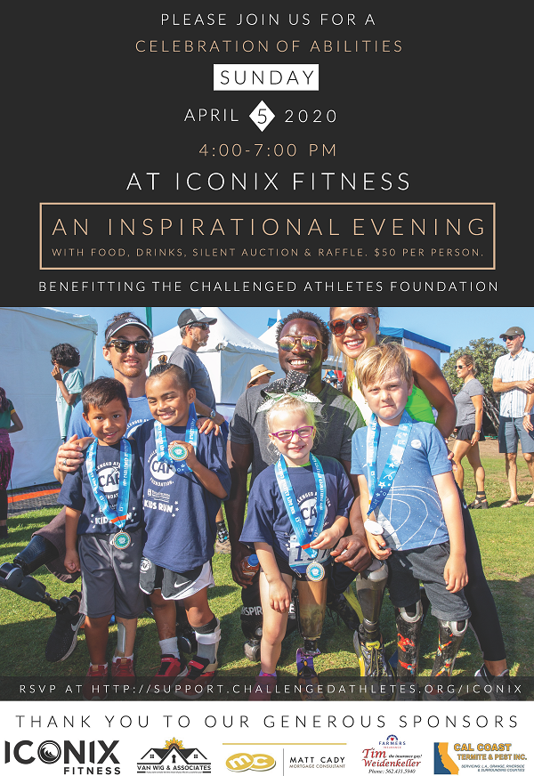 Celebration of Abilities - Iconix Fitness