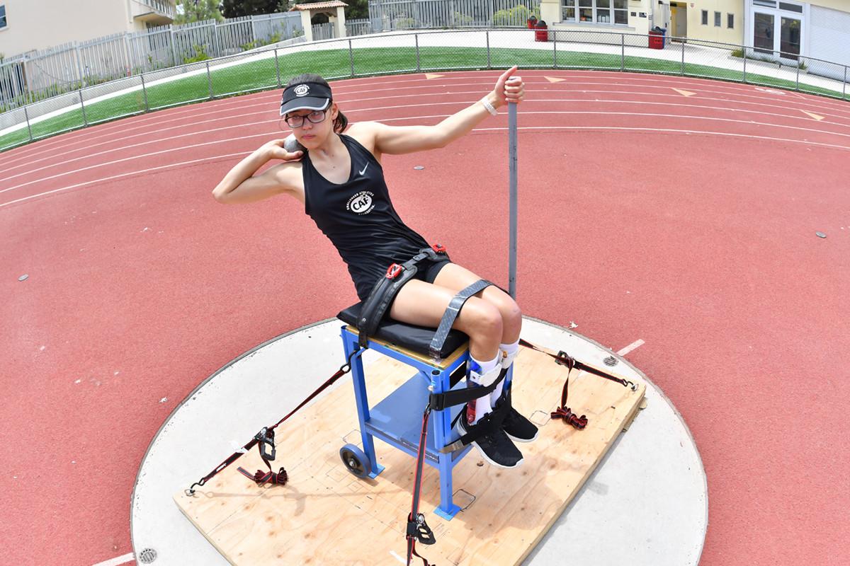 2020 NorCal High School Adaptive Track & Field Preseason Training