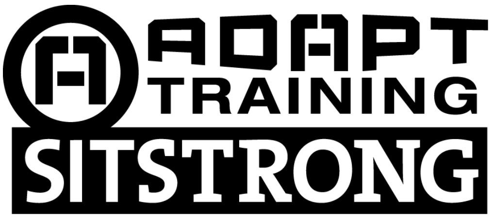 Adapt Advanced SitStrong Program