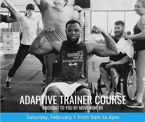 Adaptive Trainer Course