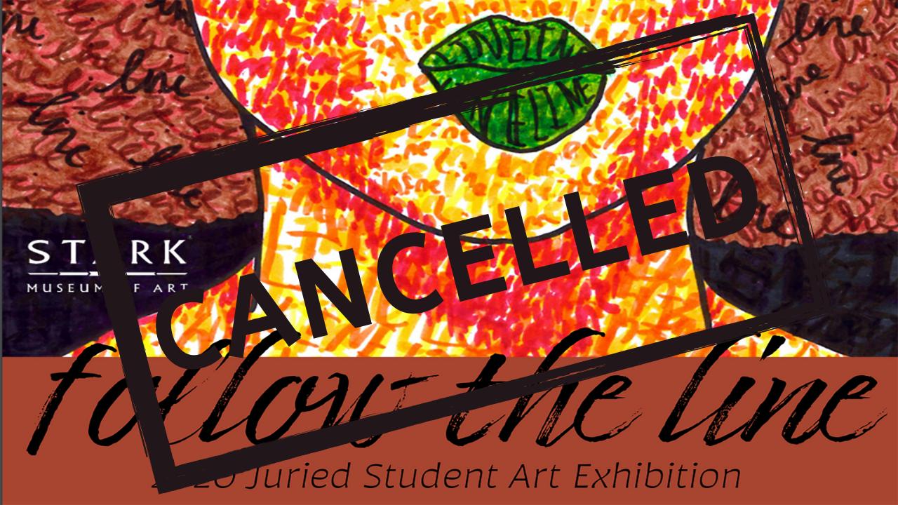 2020 Juried Student Art Reception & Awards