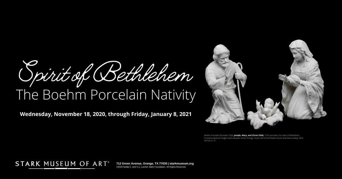 Spirit of Bethlehem: The Boehm Porcelain Nativity
