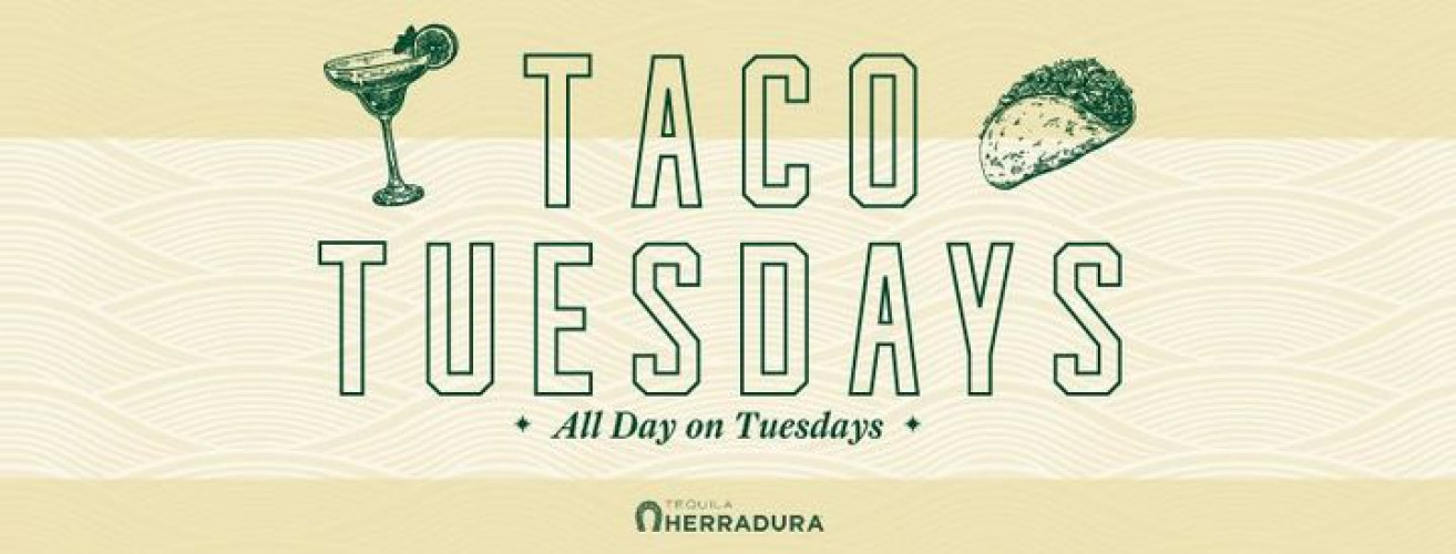 Taco Tuesdays at Heaton's!