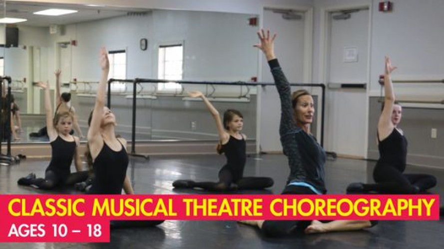 New Dance Class - Classic Musical Theatre Choreography
