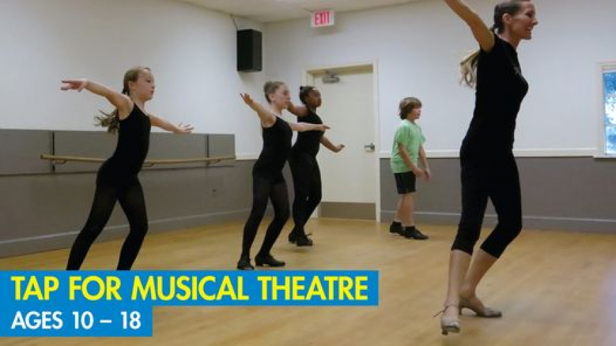 New Dance Class - Tap for Musical Theatre