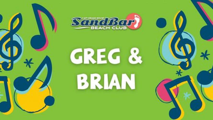 LIVE MUSIC | Greg & Brian
