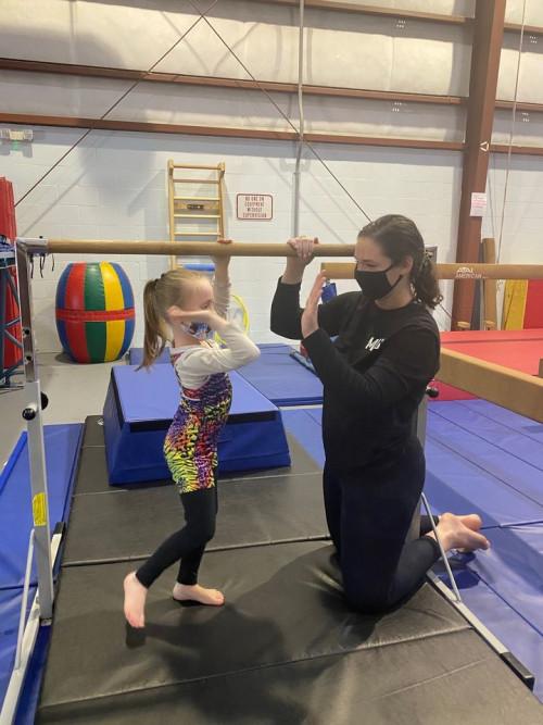 Gymnastics Registration!