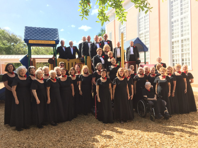 Treasure Coast Chorale Seeking Singers