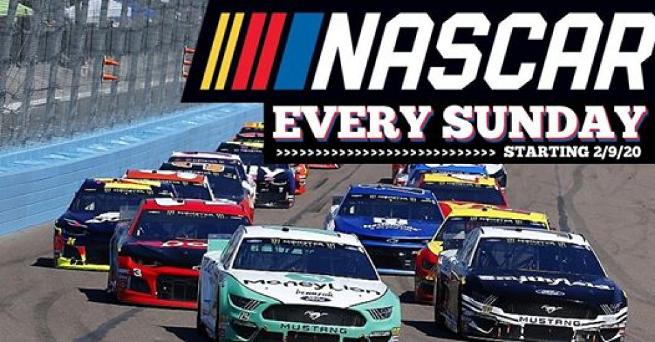 Sunday Nascar Watch Party