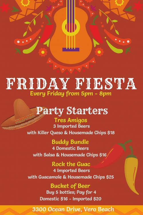 Fiesta Friday at El Sid Taqueria