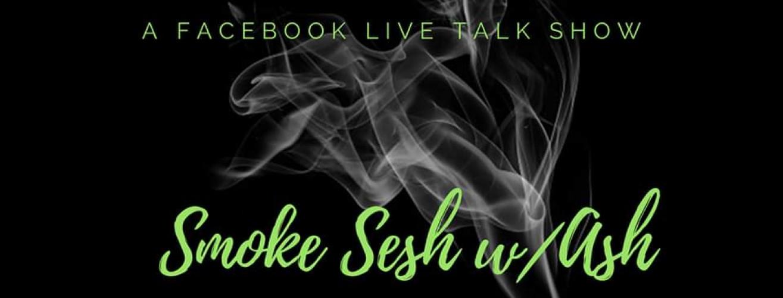 Smoke Sesh With Ash