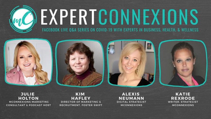 Expert Connexions: Live Marketing Roundtable