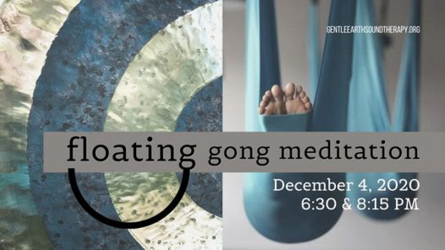 Floating Gong Meditation