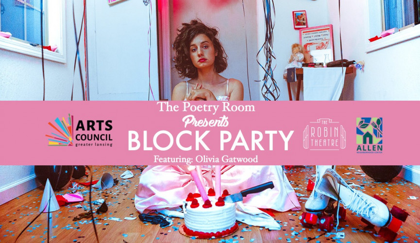 ThePoetryRoom X Allen Neighborhood Center Presents Block Party