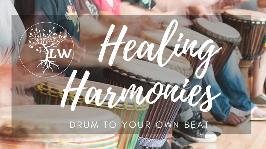 Healing Harmonies ~ Community Drum