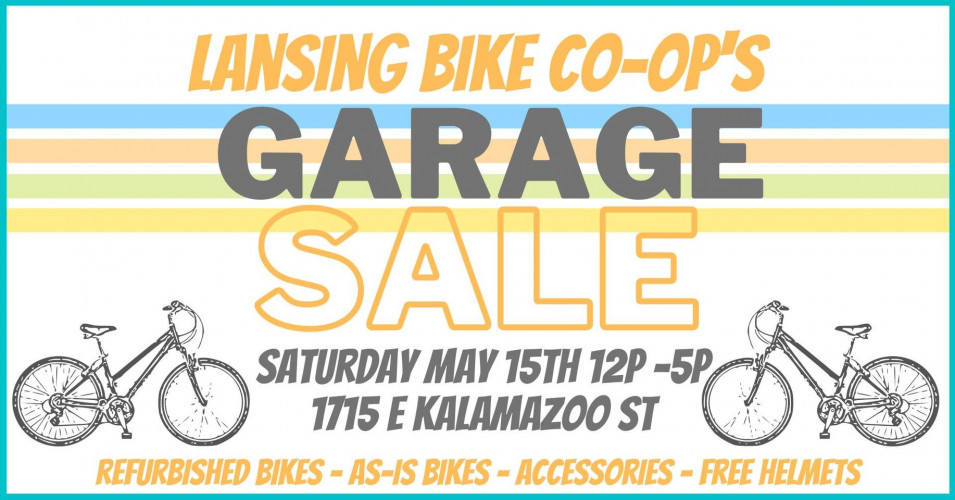 Bike Garage Sale