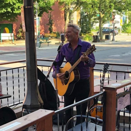 Live Music with Craig Hendershott