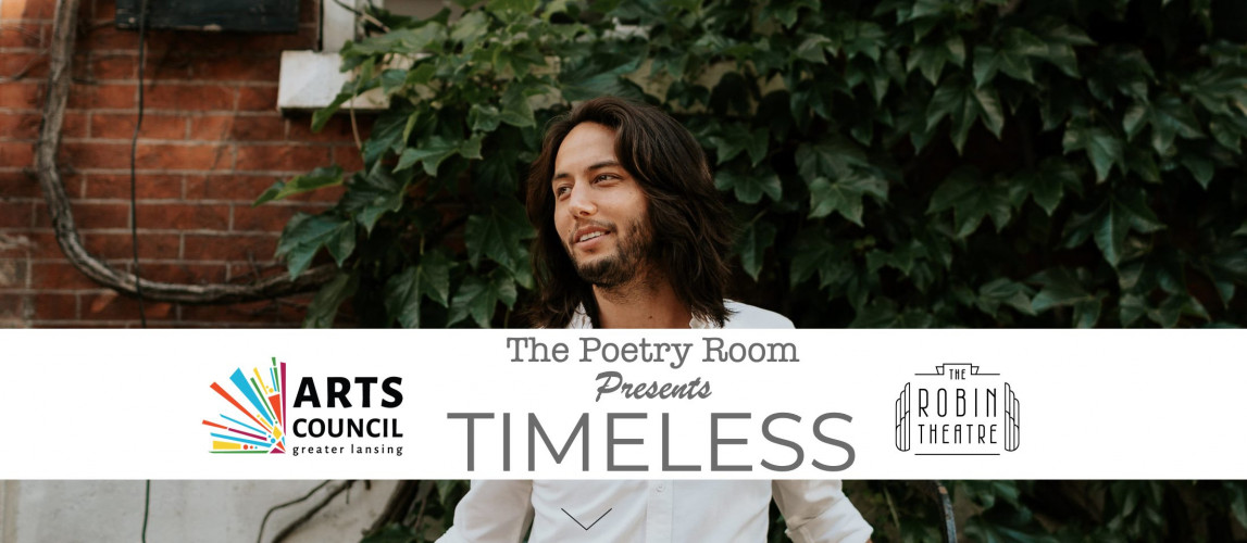 The Poetry Room Presents Timeless featuring Phil Kaye