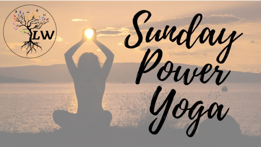 Sunday Power Yoga Class