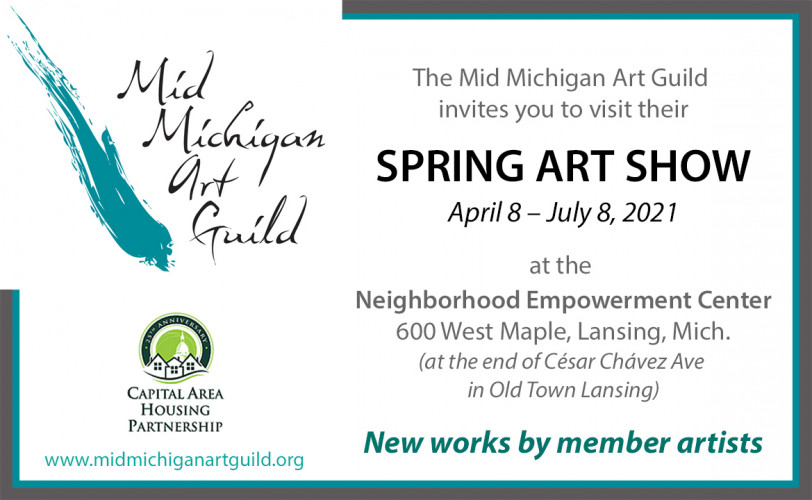 MMAG SPRING ART SHOW