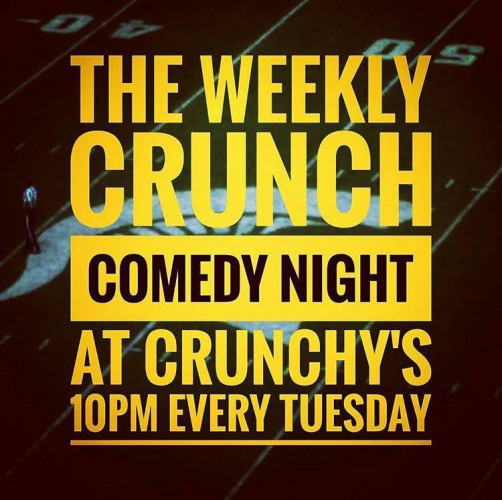 The Weekly Crunch