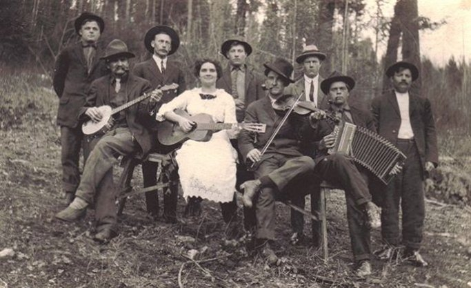 Old-time String Band Fiddle Tunes Repertoire with Mike and Mary Ross! @ Elderly Instruments