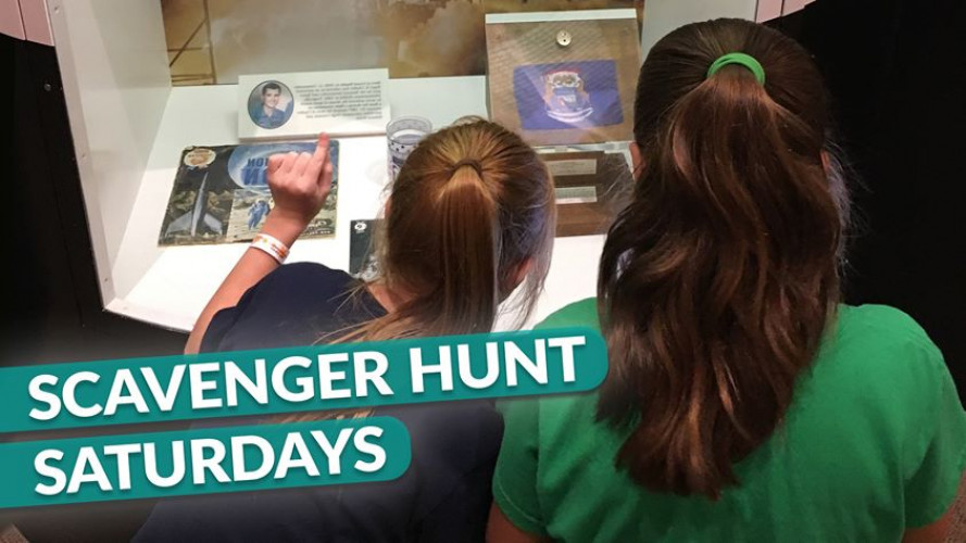 Scavenger Hunt Saturdays