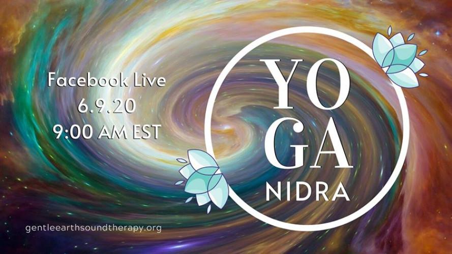 Facebook Live - Yoga Nidra