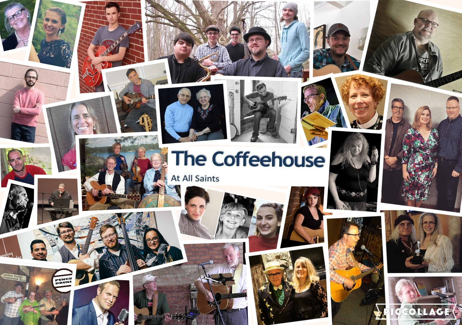 The Coffeehouse at All Saints