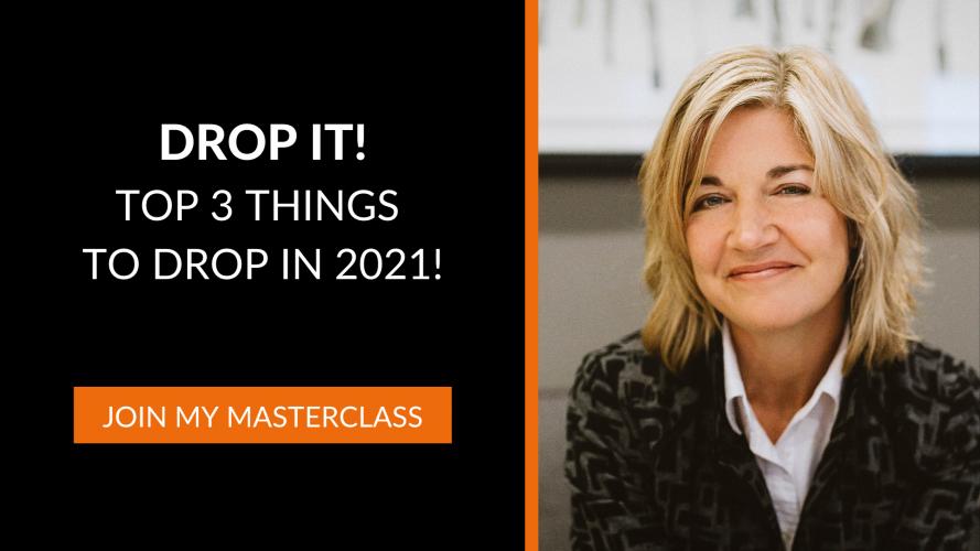 Drop It! Top 3 Things to Drop in 2021!