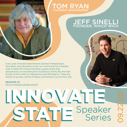 Innovate State, with Tom Ryan & Jeff Sinelli