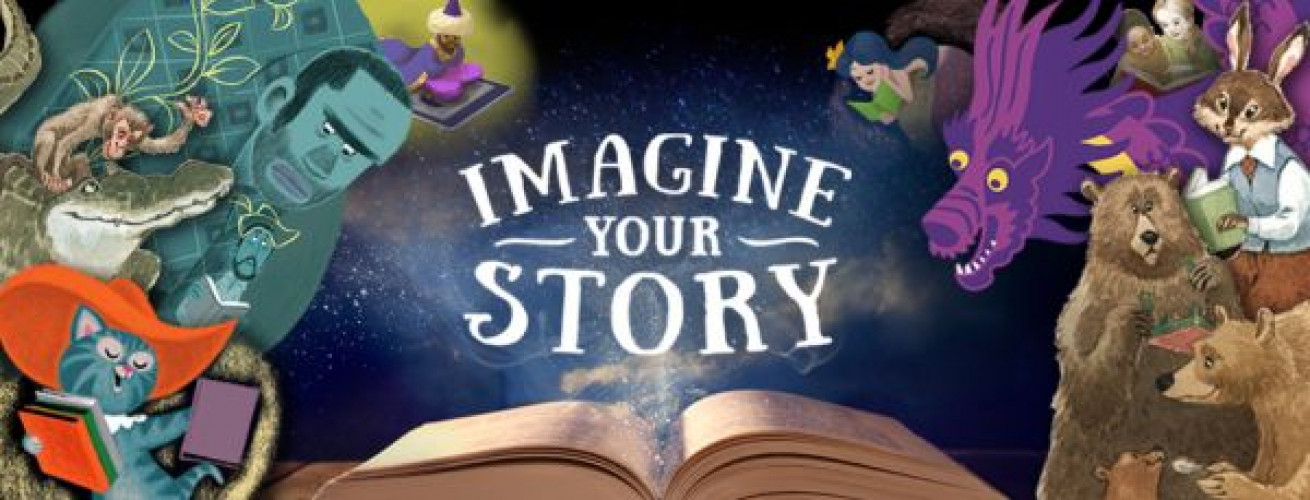 Imagine Your Story - Summer Reading 2020
