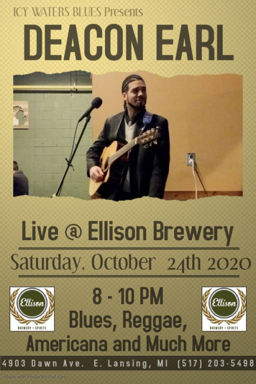 Live Music with Deacon Earl