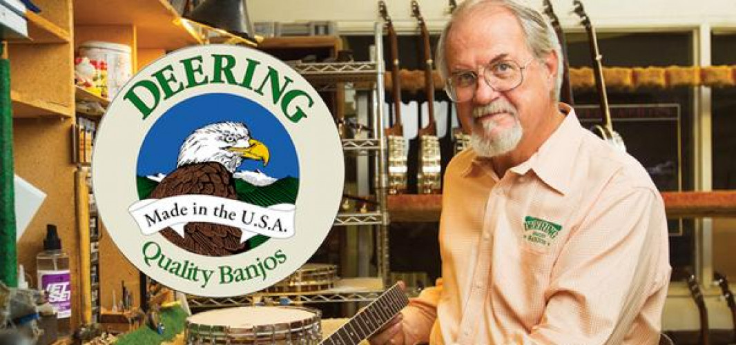 Meet the Maker: Greg Deering, Founder of Deering Banjo Company