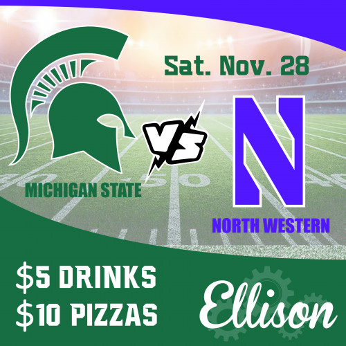 MSU vs Northwestern