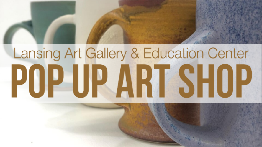 Pop Up Art Shop