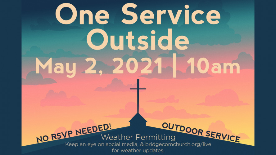 OUTDOOR SERVICE | 10am