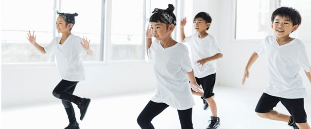 Free - Hip Hop Littles - Virtual Dance Class