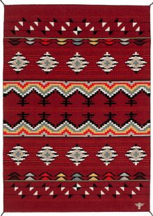 All at Once: The Gift of Navajo Weaving