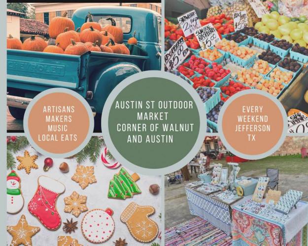 Austin St. Outdoor Market