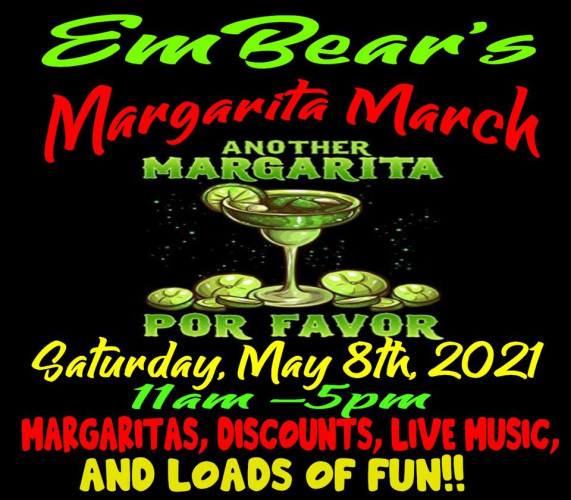 Margarita March / EmBear's Vintage