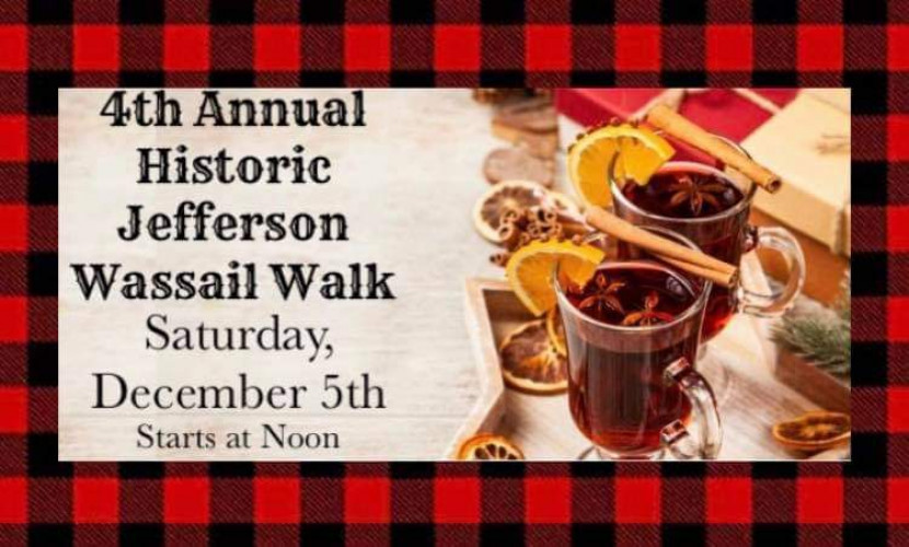 Jefferson Wassail Walk