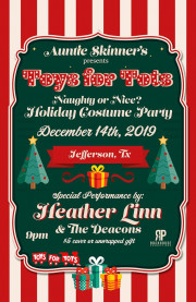 2019 Toys for Tots Holiday Costume Party