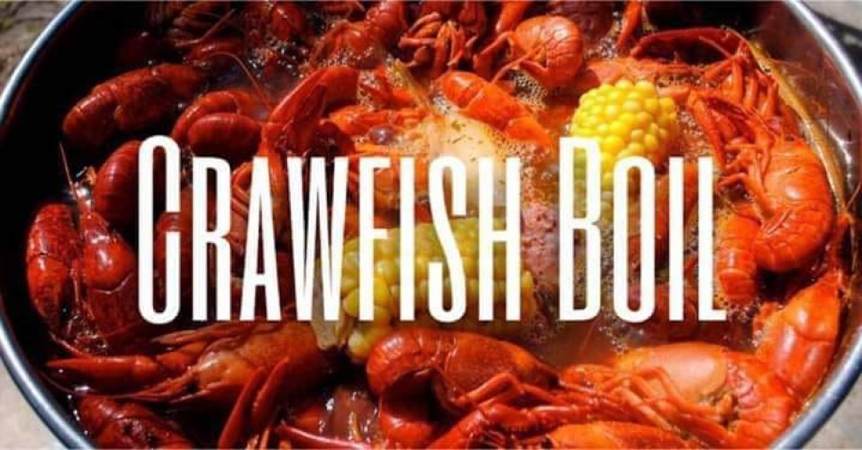 CRAWFISH BOIL BENEFIT FOR JEFFERSON ADOPT-A-COP