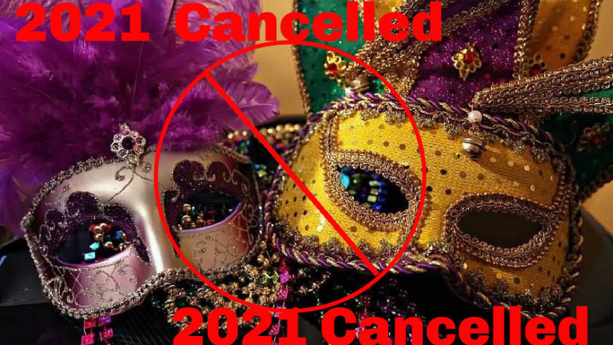 Cancelled-Queen Mab Ball - Krewe of Hebe