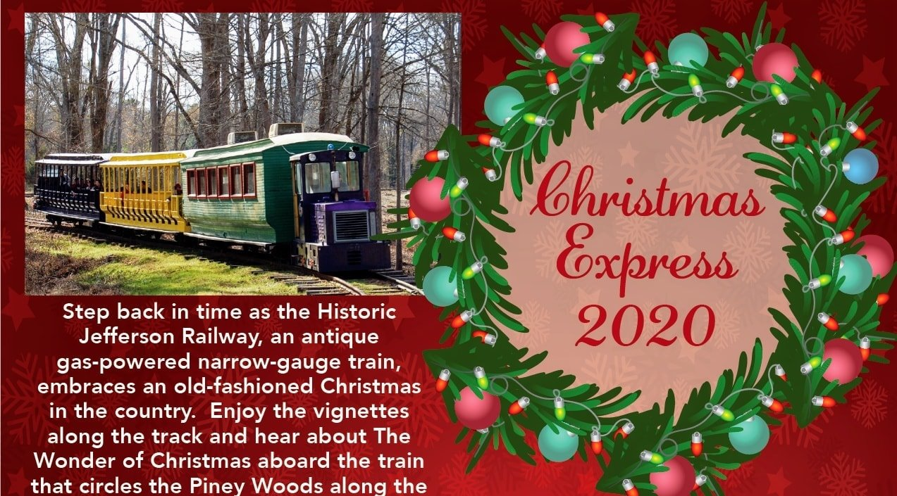 Christmas Express Train