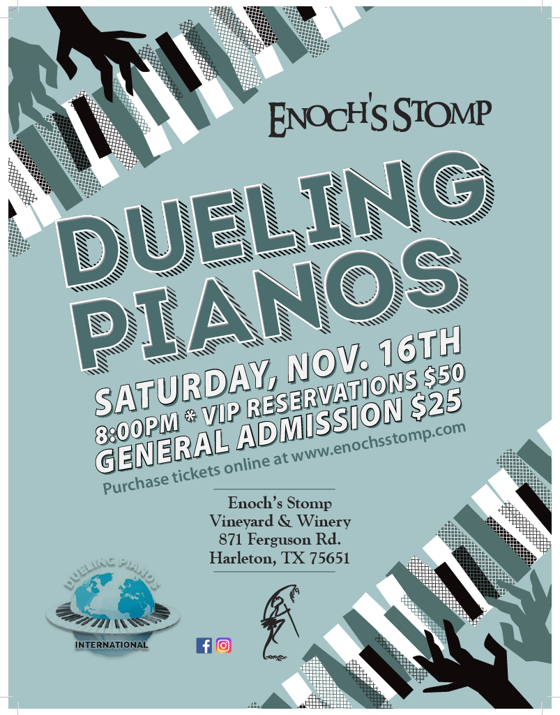 Dueling Pianos / Enoch's Stomp