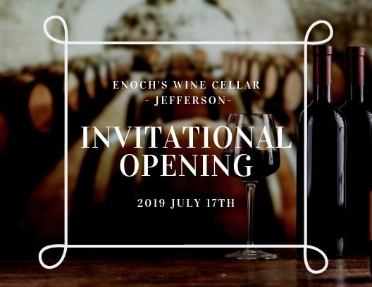 Enoch's Wine & Coffee House Invitational Opening